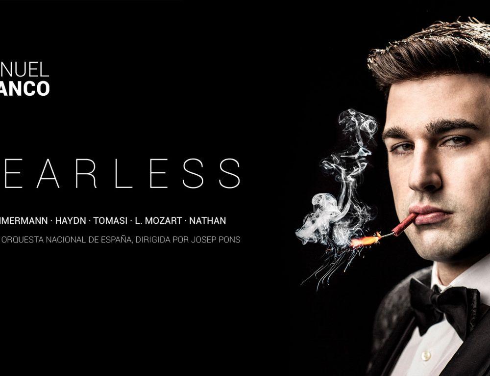 Manuel Blanco: Fearless – Teaser