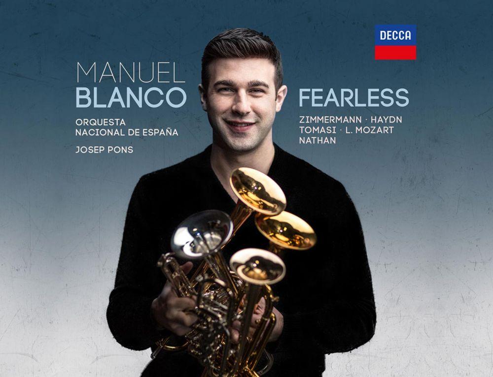 Presentación del CD Fearless